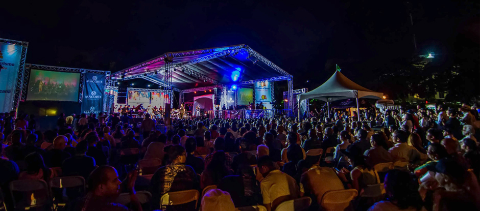 21st Dominican Republic Jazz Festival Oct. 31 - Nov. 5, 2017