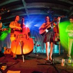 The Student Loan Stringband at Doug Fir Lounge1