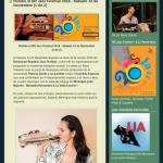 Rumbo al DR Jazz Festival 2016 - Sábado 12 de Noviembre (1 de 2)