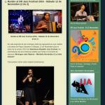 Rumbo al DR Jazz Festival 2016 - Sábado 12 de Noviembre (2 de 2)