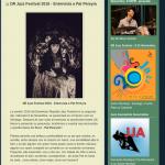 DR Jazz Festival 2016 - Entrevista a Pat Pereyra