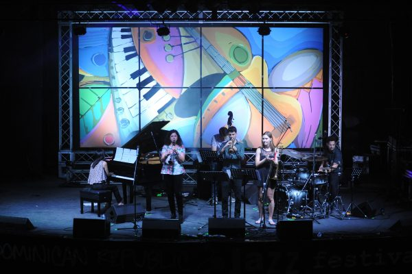 Anat Cohen | Dominican Republic Jazz Festival 2017 | Photo Gabriel Rodes