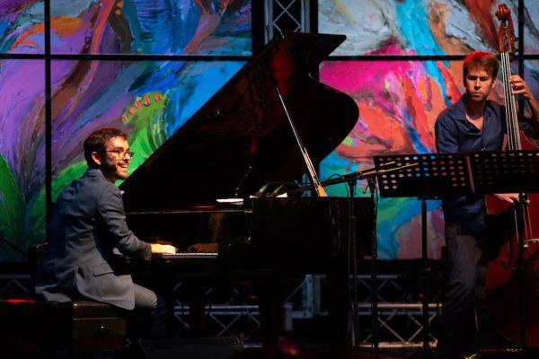 Berklee Global Jazz Ambassadors Ambassadors | Dominican Republic Jazz Festival 2018 | Cap Cana | Photo Gabriel Rodes