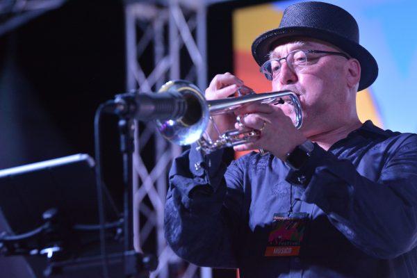 Bryan Lynch | Dominican Republic Jazz Festival 2017 | Photo Gabriel Rodes