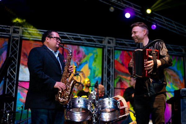 El Prodigo | Dominican Republic Jazz Festival 2018 | Cap Cana | Photo Gabriel Rodes
