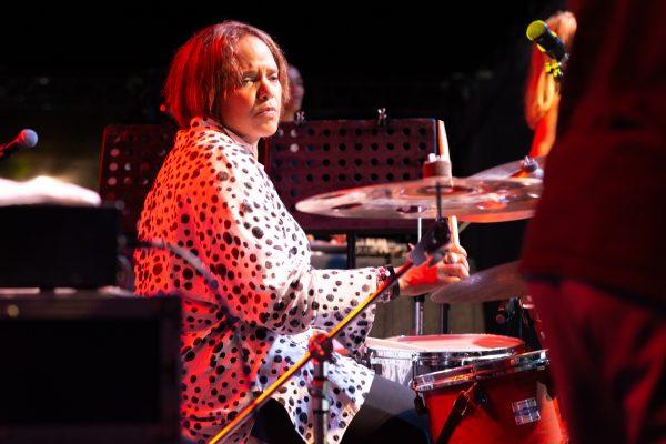 Terri Lyne Carrington | Dominican Republic Jazz Festival 2018 | Cap Cana | Photo Gabriel Rodes