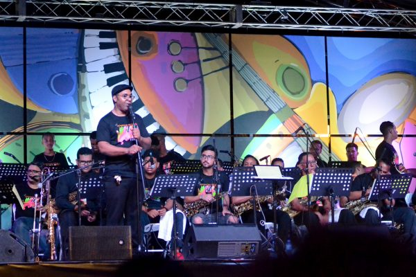 Javier Vargas and the Big Band Conservatory | Dominican Republic Jazz Festival 2017
