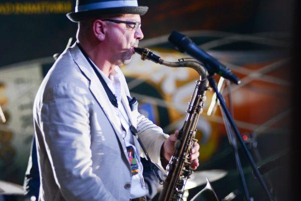 Marco Pignataro Dominican Republic Jazz Festival 2017