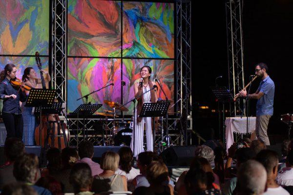 Berklee Global Jazz Institute Ambassadors feat. Marco Pignataro | Dominican Republic Jazz Festival 2018 | Photo Jonathan Perez
