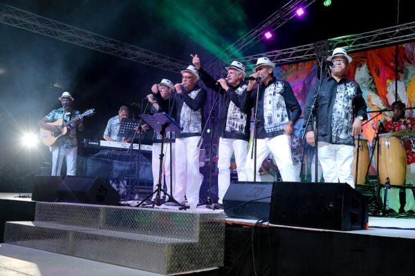 Grupo Bonyé | Dominican Republic Jazz Festival 2018 | Photo Felix Corona