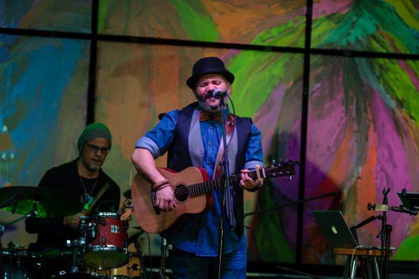 Pavel Núñez and band | Dominican Republic Jazz Festival 2018 | Photo Jhonatan Perez