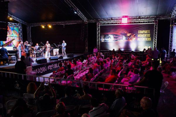 Berklee Global Jazz Institute Ambassadors feat. Marco Pignataro | Dominican Republic Jazz Festival 2018 | Photo Luis Delince