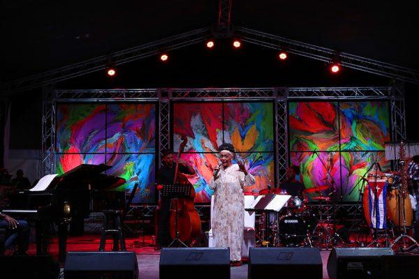 Omara Portuondo and Band | Dominican Republic Jazz Festival 2018