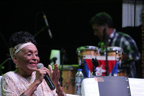 Omara Portuondo | Dominican Republic Jazz Festival 2018
