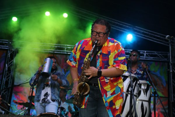 Sandy Gabriel | Dominican Republic Jazz Festival 2018 | Photo Felix Coron