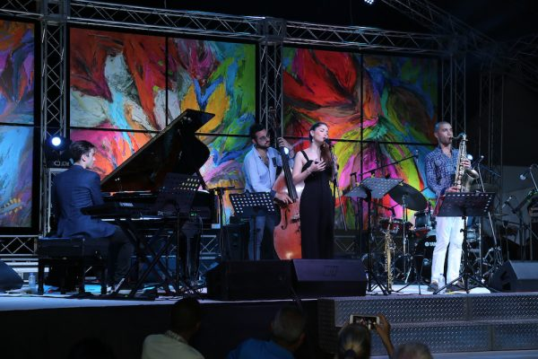 Tutti Druyan feat. Edmar Colon and band | Xiomara Fortuna and band | Dominican Republic Jazz Festival 2018 | Photo Felix Corona
